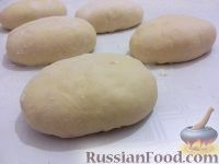 Фото к рецепту: Тесто на дрожжах для пирогов и пирожков