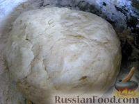 Фото приготовления рецепта: Тесто на дрожжах для пирогов и пирожков - шаг №6