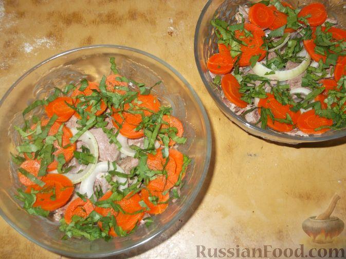 заливное из говядины пошаговый рецепт с фото