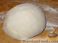 Фото к рецепту: Тесто для вареников заварное