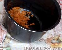 Фото приготовления рецепта: Кукурузная каша с курицей (в мультиварке) - шаг №2