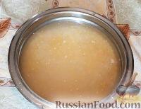 Фото приготовления рецепта: Кукурузная каша с курицей (в мультиварке) - шаг №7