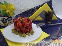 Фото к рецепту: Праздничный винегрет