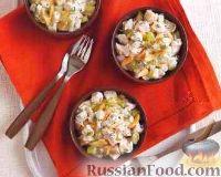 Фото к рецепту: Салат с куриной грудкой