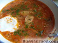 Фото к рецепту: Щи «По-русски»