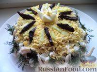 Фото к рецепту: Салат «Нежность»