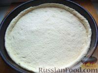 """Фото к рецепту: Тесто для """"pizza или пицца"""""""