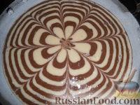 """Фото приготовления рецепта: Пирог """"Любимая Зеброчка"""" - шаг №2"""