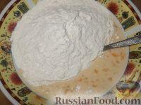 Фото приготовления рецепта: Пирог открытый с повидлом - шаг №3
