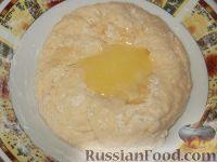 Фото приготовления рецепта: Пирог открытый с повидлом - шаг №5