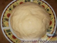 Фото приготовления рецепта: Пирог открытый с повидлом - шаг №7