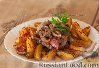 Фото к рецепту: Бефстроганов
