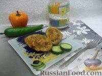 Фото к рецепту: Картофельные лодочки