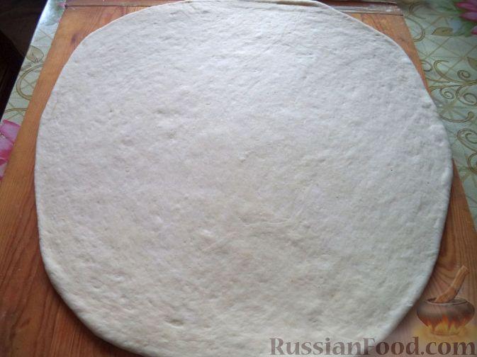 Фото приготовления рецепта: Запеканка из пекинской капусты с сыром - шаг №4