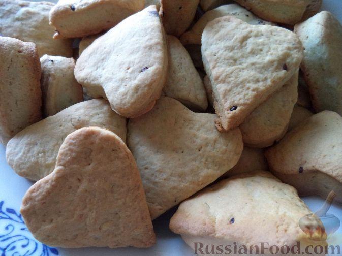 самый вкусный рецепт постного печенья на рассоле