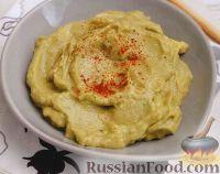 Фото к рецепту: Спред из авокадо