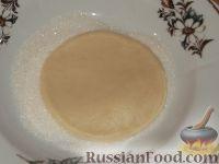 Фото приготовления рецепта: Творожное печенье «Эчпочмак» - шаг №8