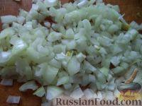 Фото приготовления рецепта: Салат из фасоли (лобио) - шаг №4