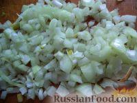 Фото приготовления рецепта: Паста с шампиньонами в томатном соусе - шаг №2