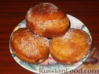 Фото к рецепту: Берлинские пончики