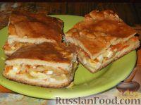 Фото к рецепту: Пирог с капустой