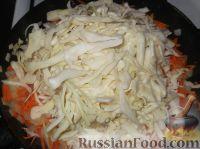 Фото приготовления рецепта: Пирог с капустой - шаг №12