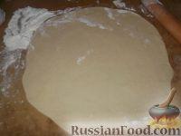 Фото приготовления рецепта: Пирог с капустой - шаг №17