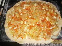 Фото приготовления рецепта: Пирог с капустой - шаг №20