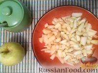 Фото к рецепту: Начинки для пирожков из яблок