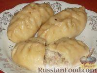 Фото к рецепту: Пян-Се (пянсе - китайские пирожки)