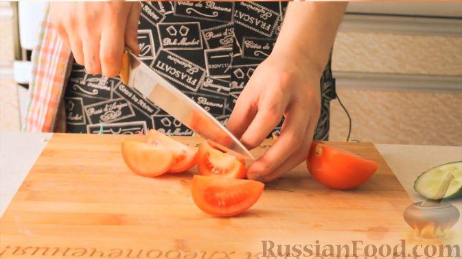 Фото приготовления рецепта: Лимонный пирог на гречневой муке - шаг №14