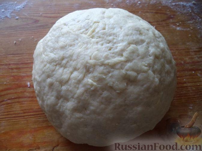 слоеное тесто быстрого приготовления, рецепт приготовления
