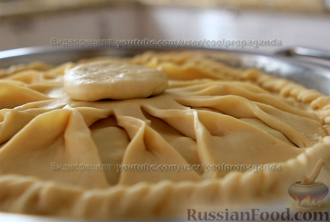 Рецепт теста татарского пирога с мясом и картошкой