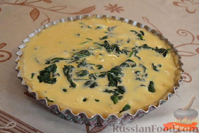 """Фото приготовления рецепта: Мясной салат """"Король в гневе"""" - шаг №14"""