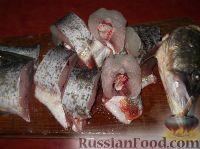 Фото приготовления рецепта: Щука в сметане - шаг №2
