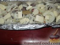 Фото приготовления рецепта: Щука в сметане - шаг №5