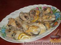 Фото приготовления рецепта: Щука в сметане - шаг №11