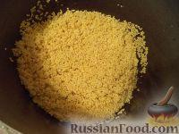 Фото приготовления рецепта: Блины на пшенной каше - шаг №2