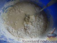 Фото приготовления рецепта: Блины на пшенной каше - шаг №7