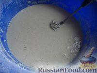 Фото приготовления рецепта: Блины на пшенной каше - шаг №8