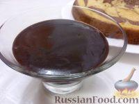 Фото к рецепту: Крем заварной с шоколадом