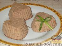 Фото к рецепту: Паштет из куриной печенки