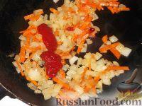 Фото приготовления рецепта: Суп из баранины с болгарским перцем - шаг №7