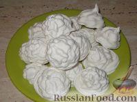 Фото приготовления рецепта: Зефир - шаг №9