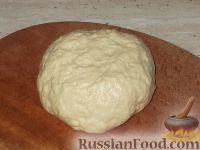 Фото к рецепту: Тесто бездрожжевое с яйцами (для лепешек)
