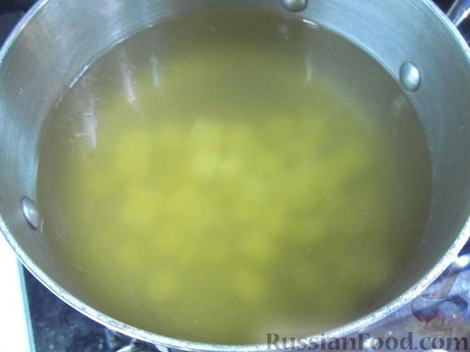 рецепт легкий суп после отравления