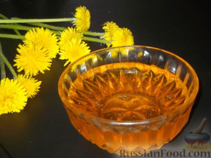 Как приготовить одуванчиковый мед