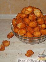 Фото к рецепту: Баурсак (сдобные шарики)