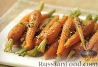 Фото к рецепту: Молодая морковь на гарнир