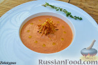 Фото к рецепту: Крем-суп из вяленых томатов